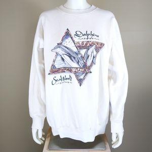 90s Sea World Sweatshirt